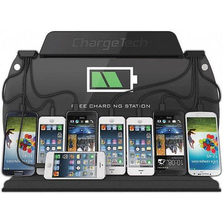 Cell Phone Charging Station 2 1 D