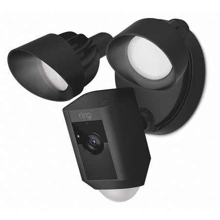 Wireless Camera,Outdoor,1080p,Black Body