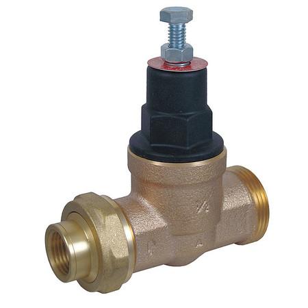cash acme water pressure reducing valve 1 2 in eb 45u. Black Bedroom Furniture Sets. Home Design Ideas