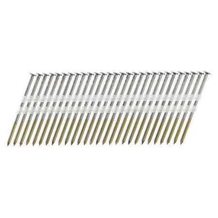 Senco Framing Nails, 11 ga., 3 in. L, PK4000 HD27APBSN | Zoro.com