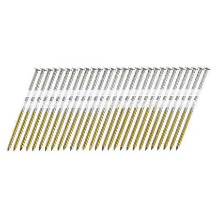 Senco Framing Nails, 10.3 ga., 3-1/2 in.L, PK4000 KD29APBSN | Zoro.com