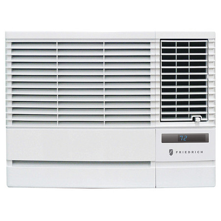 Window Air Conditioner, 115VAC, Cool Only, 15,500 BtuH, 25-1/2 W.