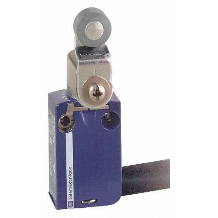 Miniature Limit Switch, Steel Roller