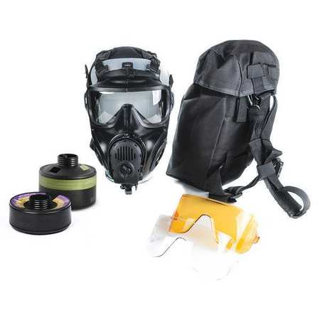 Avon Protection Systems Full Face Respirator Kit Butyl