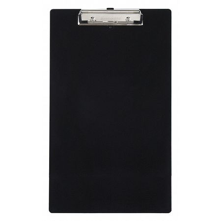 saunders 8 1 2 x 14 plastic clipboard black 21903 zoro com