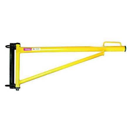 Wg Builders oz lifting products builders hoist bracket 1000 lb obh230 zoro com