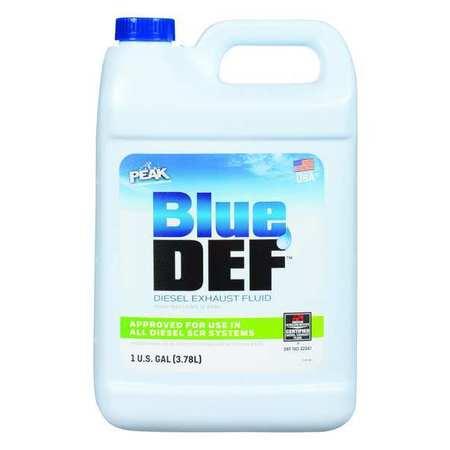 blue def diesel exhaust fluid def bottle 1 gal def003. Black Bedroom Furniture Sets. Home Design Ideas