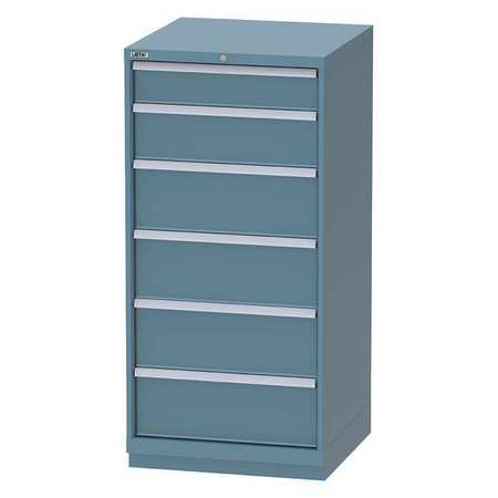 Modular Drawer Cabinet, Classic Blue