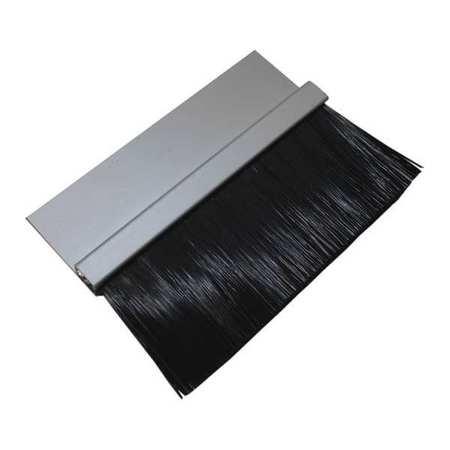 American Garage Door Brushseal 1 1 2in Strip Holder 2in