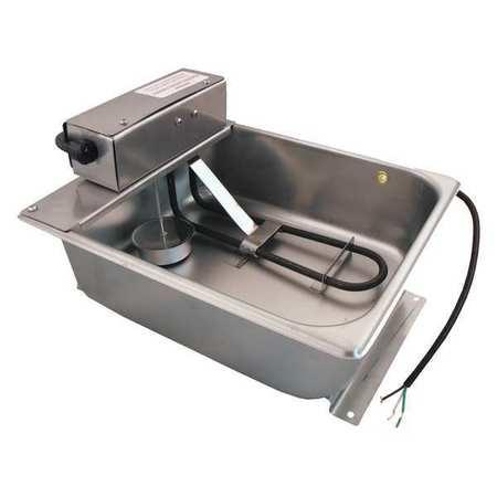 Supco Condensate Drain Pan 4 80a 7 5 Qt 11in W Cp807