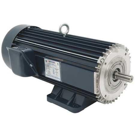 Leeson Dc Permanent Magnet Motor 14 0a 180vdc