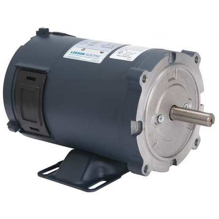 Leeson Dc Permanent Magnet Motor 39 0a 1 2 Hp