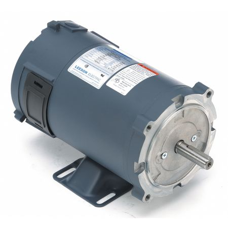 Leeson dc permanent magnet motor 39 0a 1 2 hp for Leeson 1 2 hp dc motor