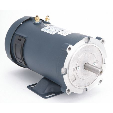 Leeson dc permanent magnet motor 80 0a 12vdc for Dc permanent magnet motor