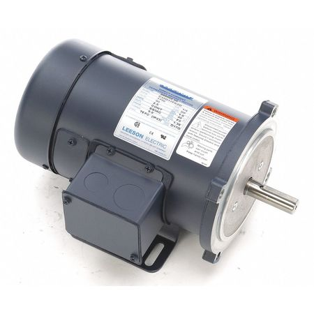 Leeson Dc Permanent Magnet Motor 5 0a 90vdc