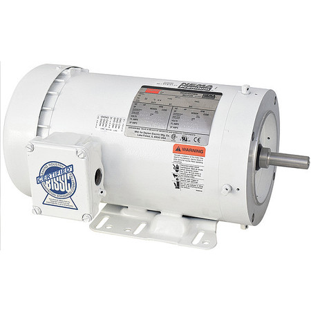 DC Permanent Magnet Washdown Motors