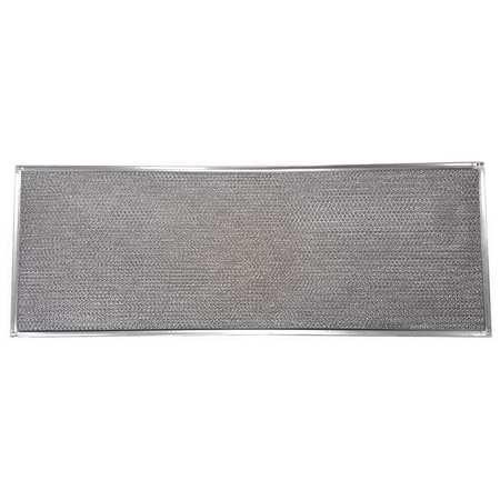 49CL13 Aluminum Mesh Air Filter, 46-1/4 in W, PK2