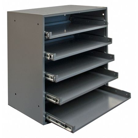 Large Sliding Drawer Cabinets by Durham | Zoro.com