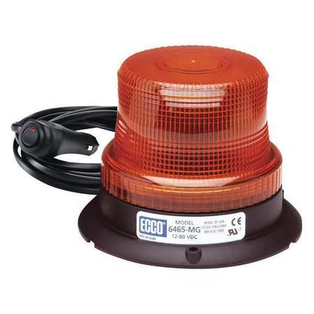 custer products lighting operated p light battery beacon rotating led