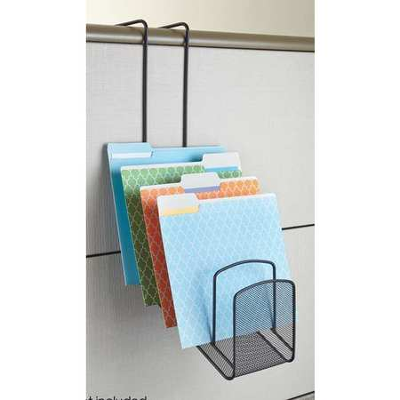 wall file organizer 3 in d x 12 in h