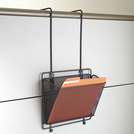 wall file organizer 4in d x 934 in h
