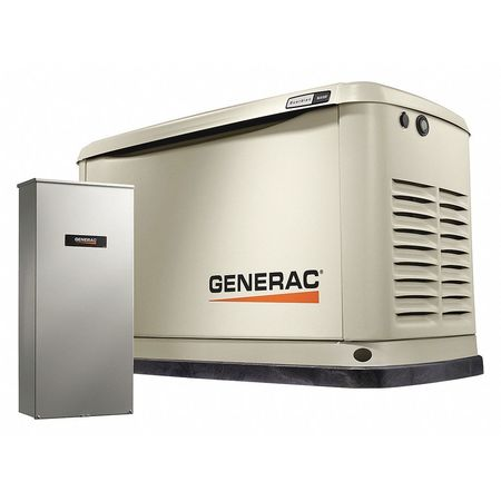 generac 16 lp 16 ng kw automatic standby generator 120. Black Bedroom Furniture Sets. Home Design Ideas