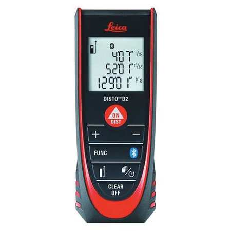 Laser Distance Meter,Up To 330 ft. Range