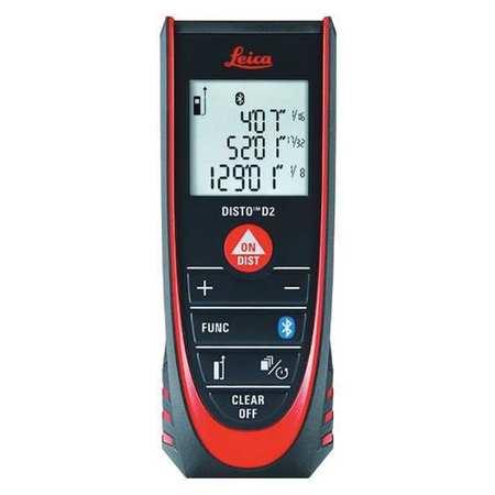 Laser Distance Meter,Up To 330 ft. Range