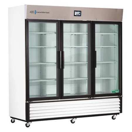 American Biotech Supply Refrigerator Select Door Cu Ft A - Abt refrigerators