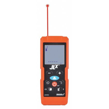 Laser Distance Meter,Indoor,330 ft.