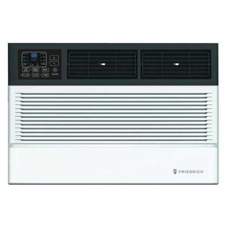 12,000 BtuH Wall Air Conditioner with Heat, 230VAC