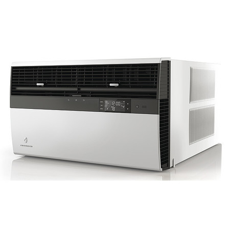 24,000 BtuH Window Air Conditioner with Heat, 230VAC