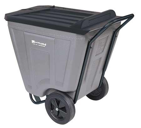 Cube Truck, 5/16 cu. yd., 300 lb. Cap, Gray