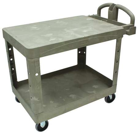 Ergonomic Structural Foam Carts