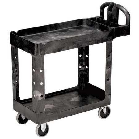 Utility Cart, 500 lb. Load Cap., PE