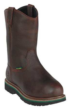 Wellington Boots, Stl, Met Grd, 10, PR