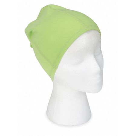 Flame-Retardant Treated Cotton Hat, Lime, Unvrsl