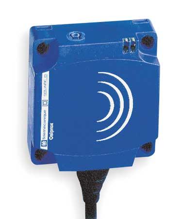 Rectngular Proxmity Sensr, 2 Wire, Shld, NO