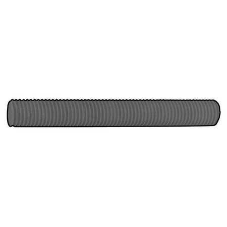 "1/2""-13 x 4' Plain Vinyl Ester Threaded Rod"