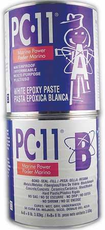 Epoxy, Marine Grade, White, 8 Lb Can