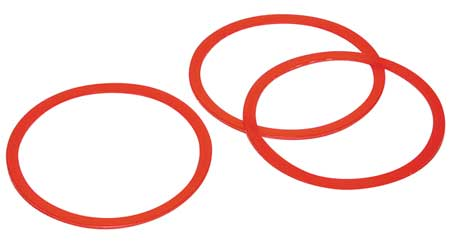 Slip Joint Ring, 1 1/4 In, PK48