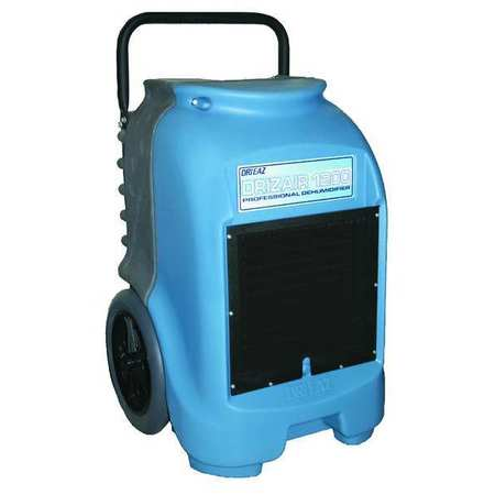 Restoration Dehumidifier, 132pt, 115V, 60Hz