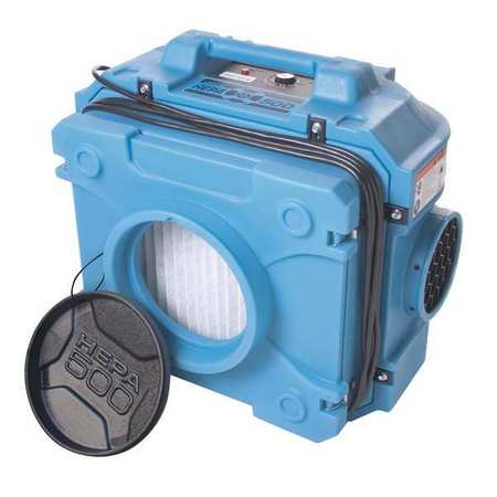 Portable Air Scrubber, Negative Air
