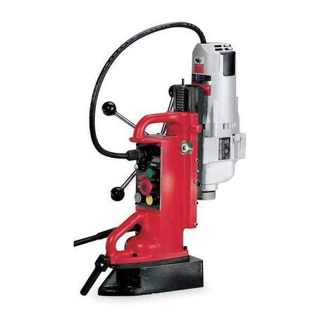 Magnetic Drill Press, 500/250 RPM, 1.25 In
