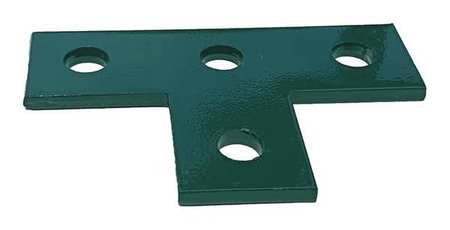 Channel Connecting Plate, Green