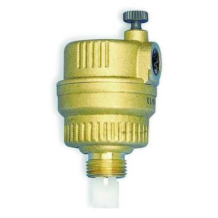 Automatic Vent Valve, 1/8 in. NPT