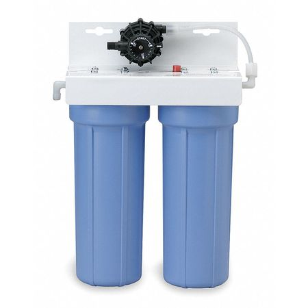 Filter System, 1/4 In NPT, 0.5 gpm