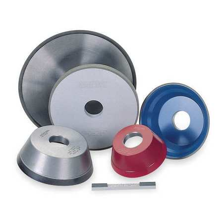 Straight Grinding Wheel, 7In, 150, 1A1