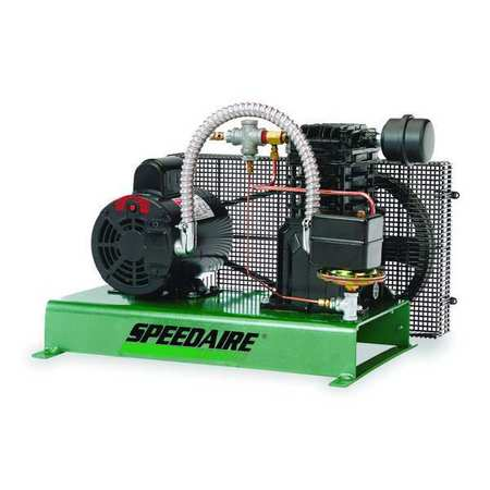 Electric Air Compressor, 2 HP