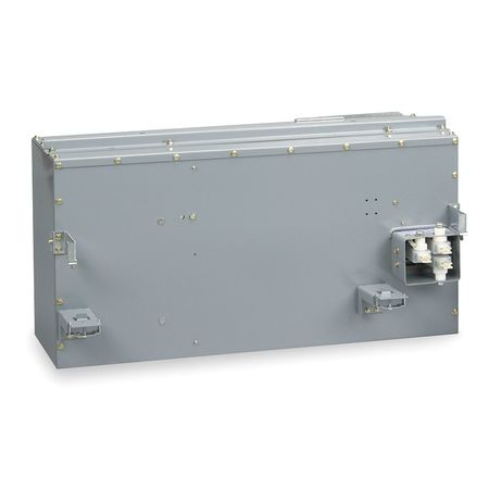 Bus Plug Unit, 125A, 600V, 3Pl, 3G W, 3Ph, HD